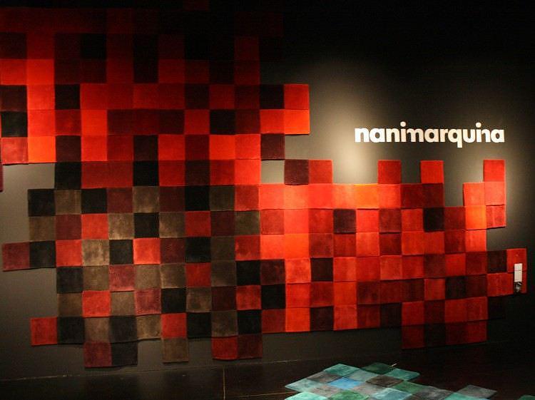 Χαλί Do-Lo-Rez του Ron Arad για την Nani Marquina.