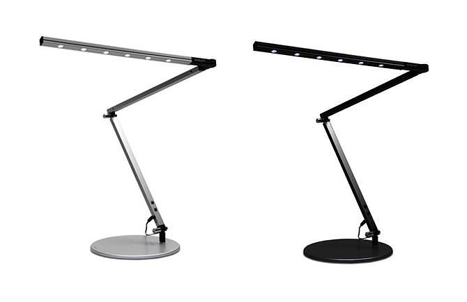 Φωτιστικά LED με αφαιρετικό Design της Koncept.