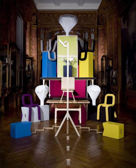 Καρέκλα Bold από την Moustache Paris.