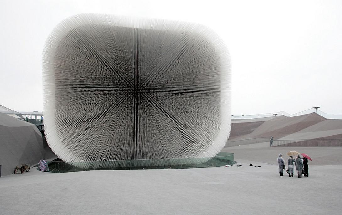 British Pavilion Shangai Expo