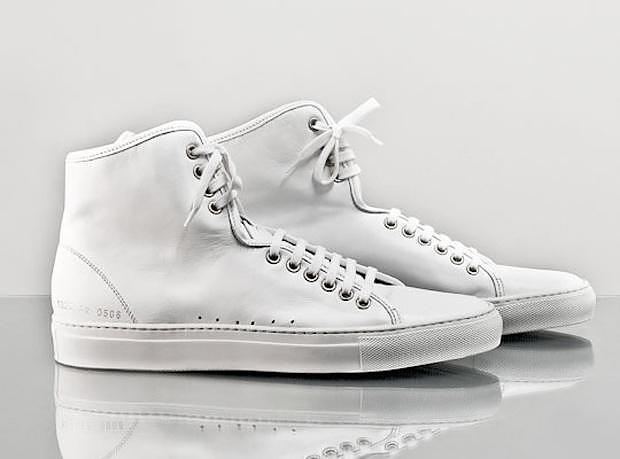 Ανδρικά sneakers από την Common Projects.