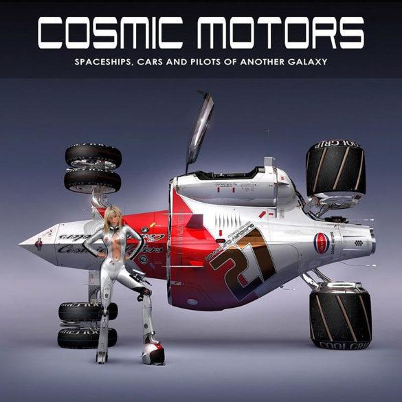 Daniel Simon Cosmic Motors