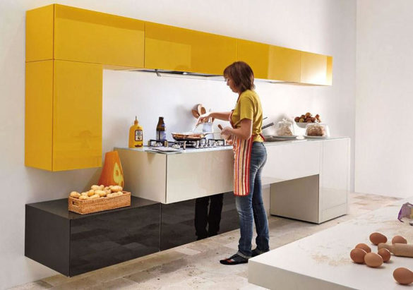 Lago Kitchen Furniture