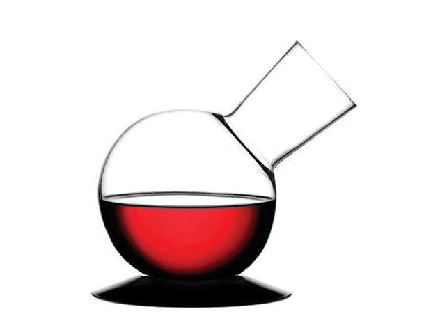 Legnoart Elixir Wine Decanter