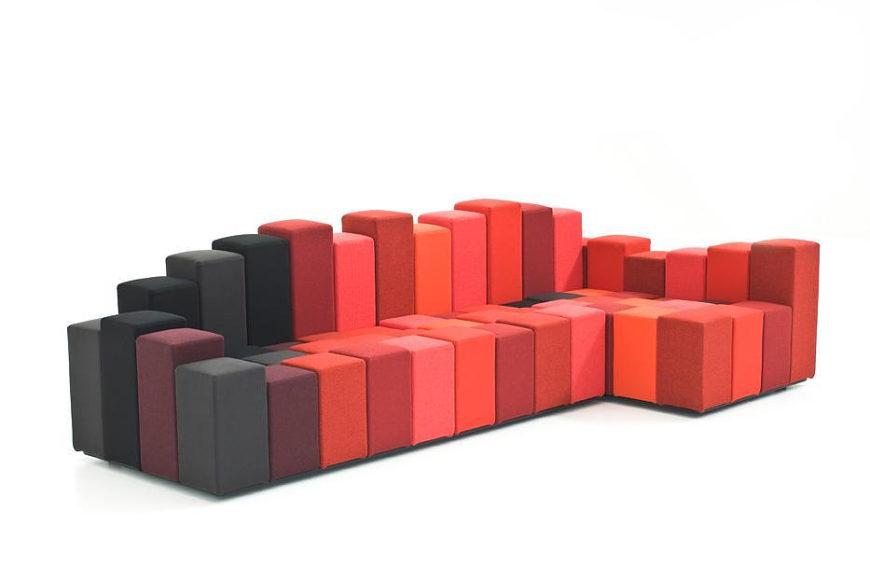 Καναπές Do-Lo-Rez του Ron Arad για την Moroso.