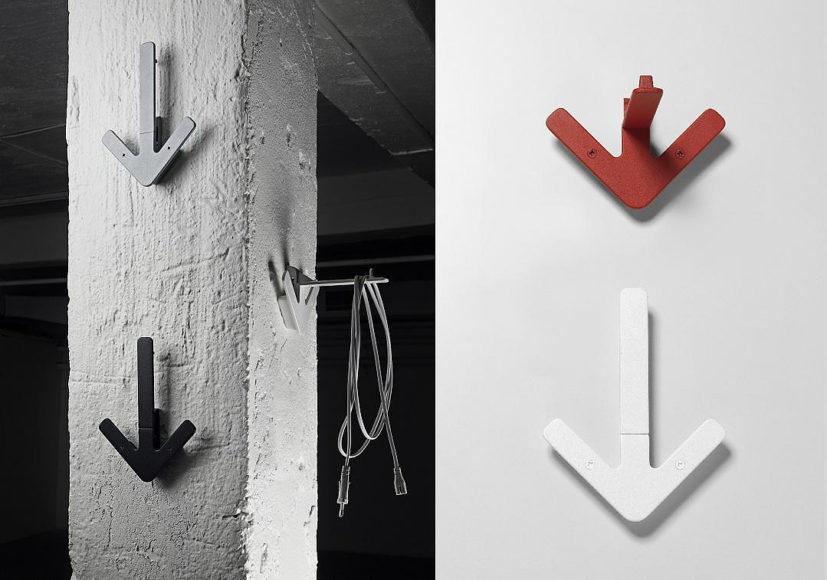 Κρεμάστρα Arrow του Design House Stockholm.