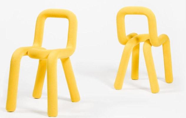 Bold Chair Moustache Paris