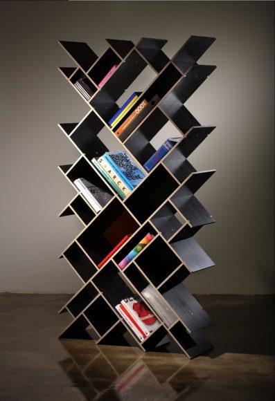 Βιβλιοθήκη Contraforma Quad, ασκήσεις συμμετρίας.