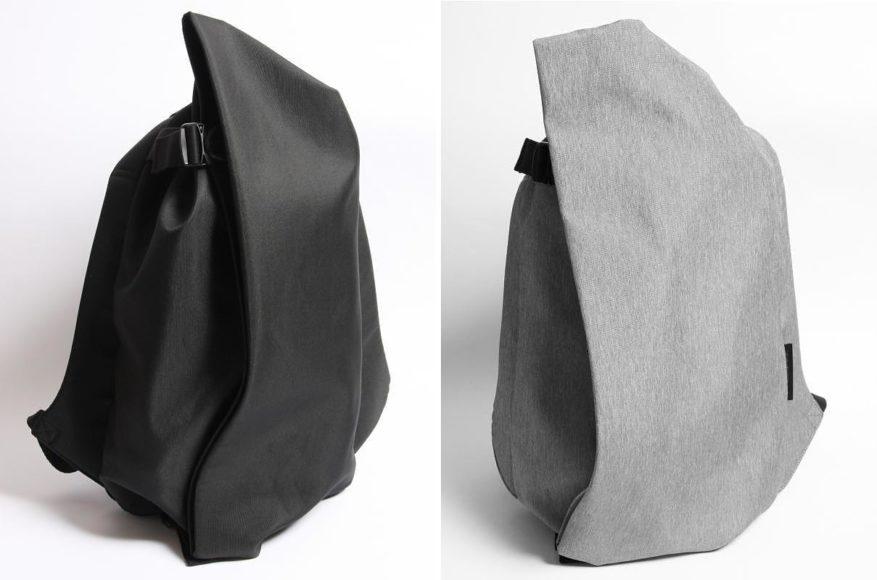 Το πρωτότυπο σακίδιο πλάτης της COTE et CIEL.