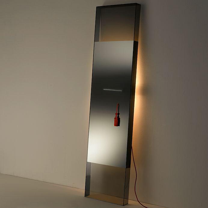 Diva Mirror by Jean Marie Massaud for Glas Italia.