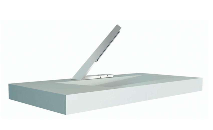 Hansa Hansalatrava Electronic Faucet.