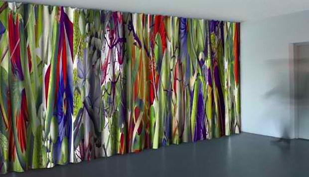 Mazzo Curtain Collection by Jeroen Vinken.