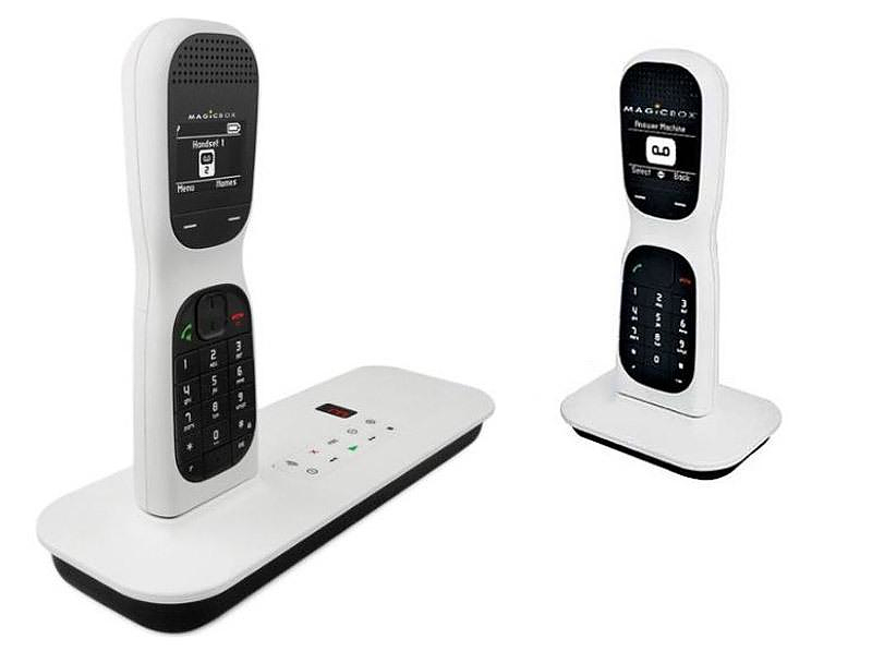 MagicBox Colombo Cordless DECT Phone.