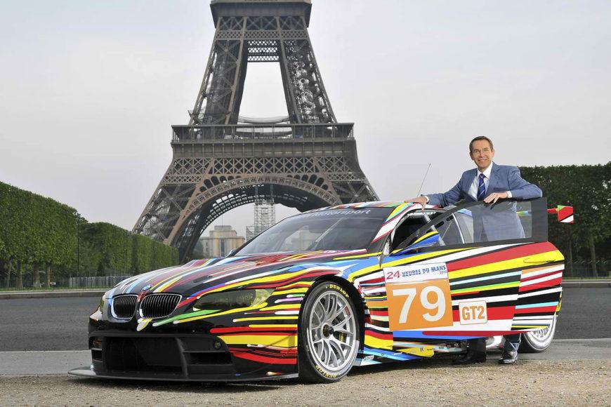 BMW M3 GT2 από τον Jeff Κoons.