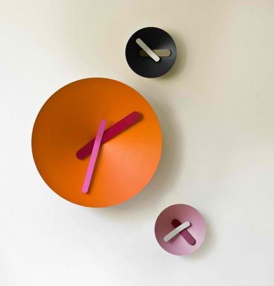 Ρολόι τοίχου Mozia της Diamantini & Domeniconi.
