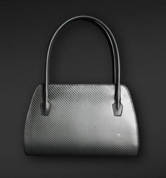 Purisme Carbon Fiber Women's Handbags.