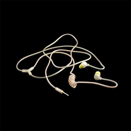 Ακουστικά Swirl από την AIAIAI και την Kilo Design.