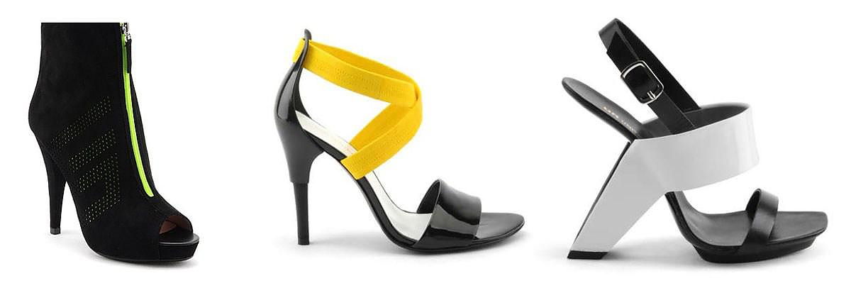 Architectural Footwear by United Nude.