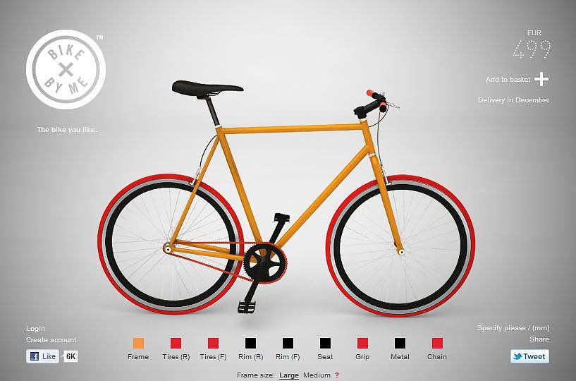 Bike-By-Me