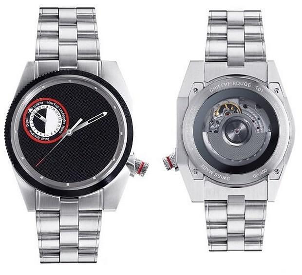 Dior Chiffre Rouge T01 Wrist Watch.