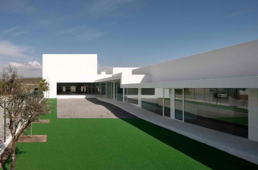 Σχολείο του Alejandro Muñoz Miranda.