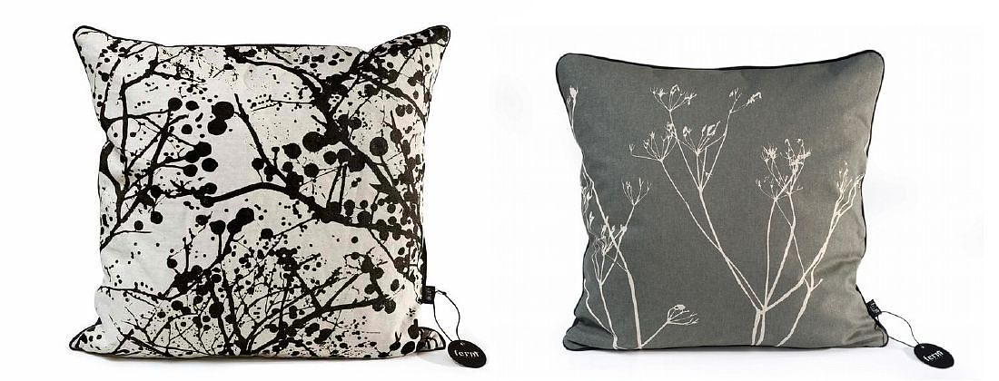 Πρωτότυπα μαξιλάρια από την Ferm Living.
