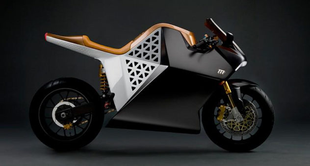 Mission One Electric Superbike
