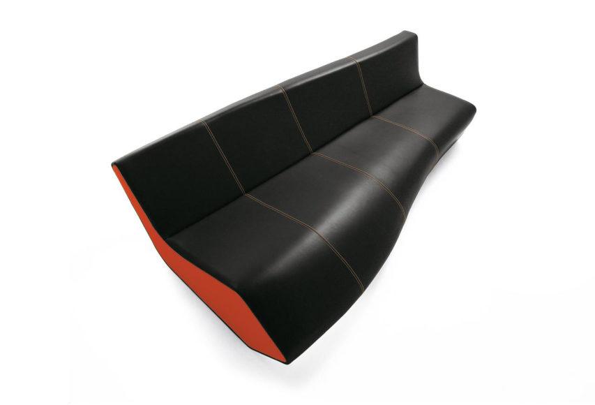 Καναπές RPH του Fabio Novembre για την Cappellini.