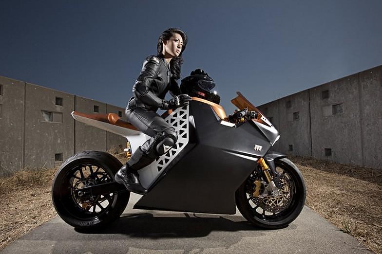 Ηλεκτρικό Superbike από την Mission Motors.