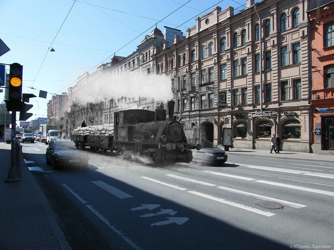 Ghosts of WWII by Sergey Larenkov.