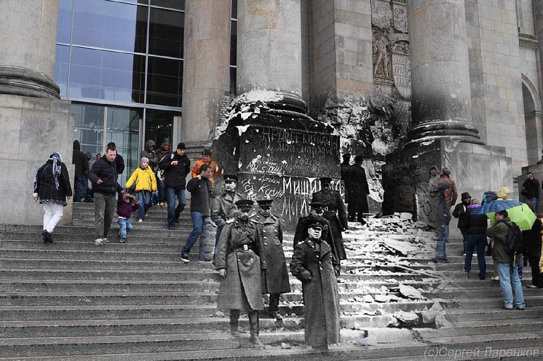 Sergey Larenkov WWII Photography