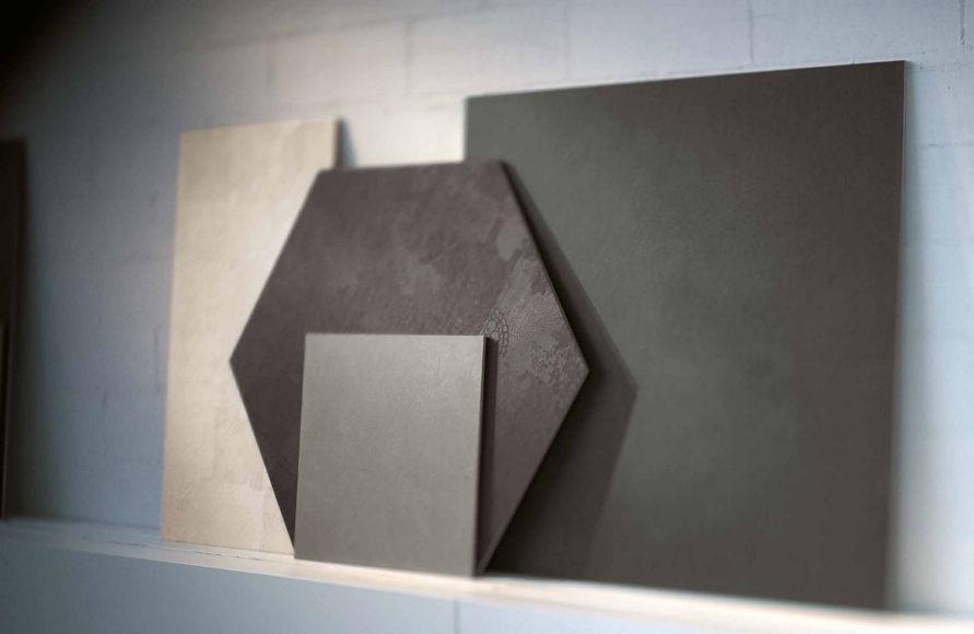 Πλακάκια Déchirer από την Patricia Urquiola.