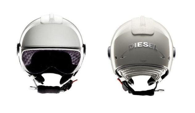 Diesel Mowie Motorcycle Helmet