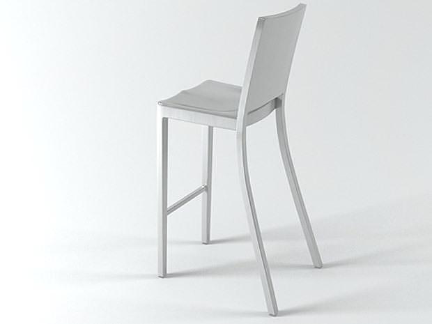 Καθίσματα Emeco Hudson του Philippe Starck.