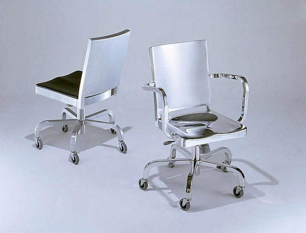 Emeco Hudson Chair by Philippe Starck
