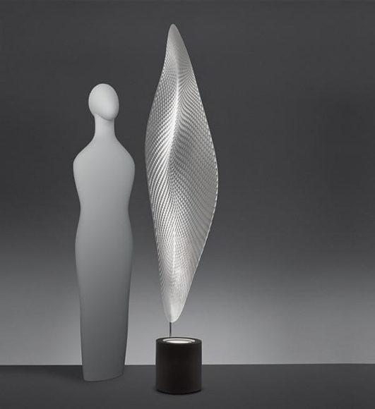 Cosmic Lamps by Ross Lovegrove for Artemide.