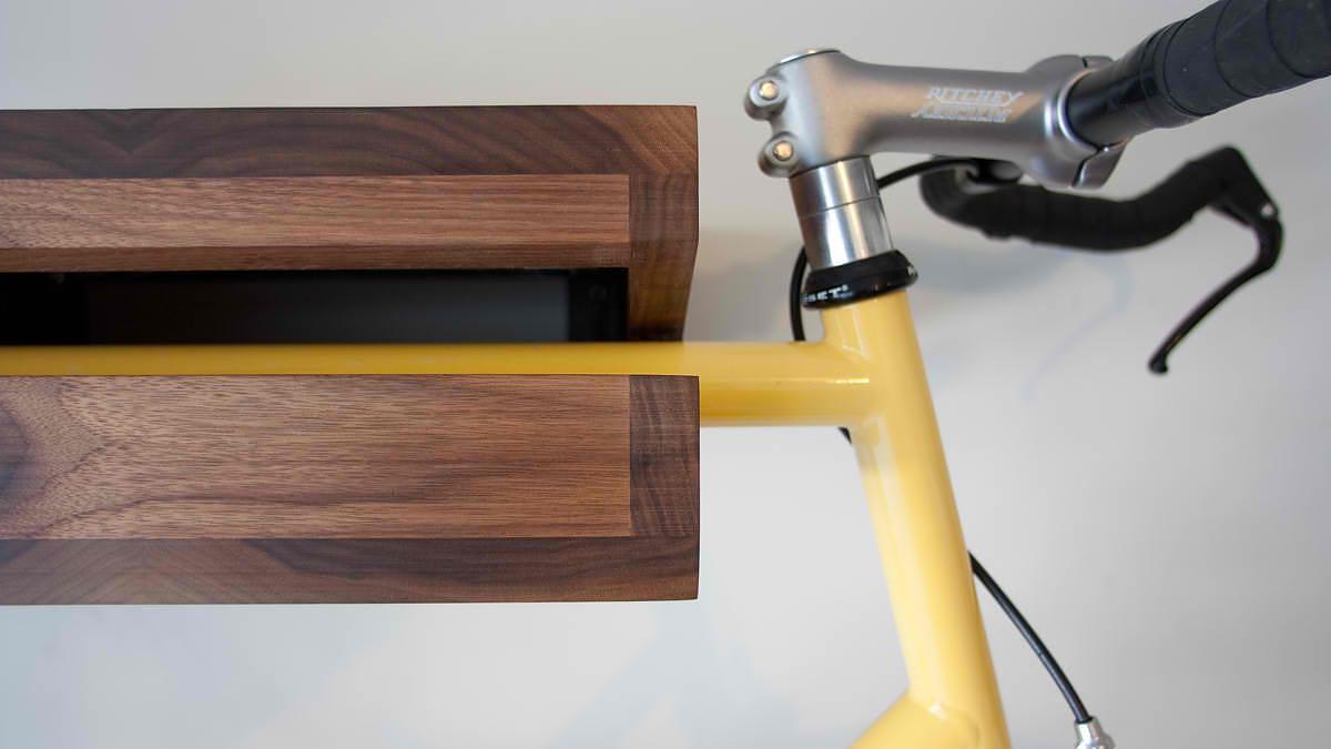 The Bike Shelf by Knife & Saw.