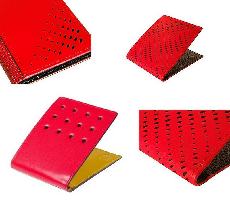 Modern Leather Wallets for Men by J.FOLD.