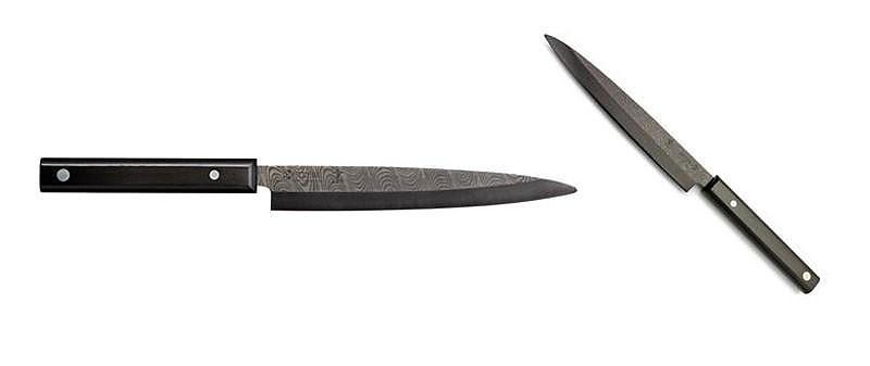 Κεραμικά μαχαίρια κουζίνας Kyocera Kyotop Damascus.