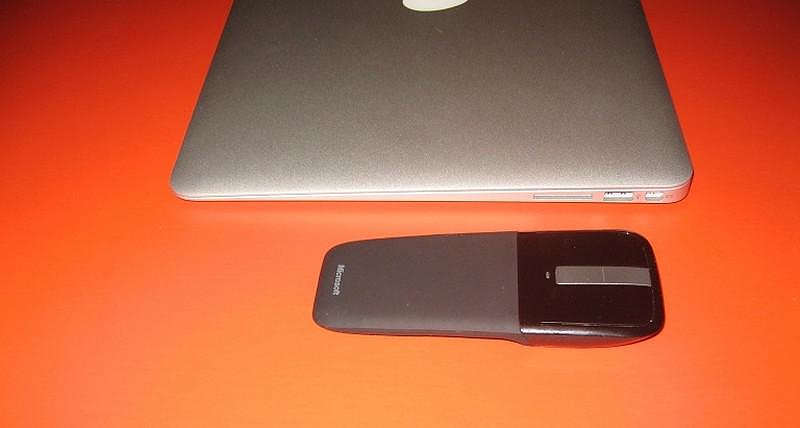 Microsoft Arc Touch Mouse: The Ultimate Laptop Mouse.