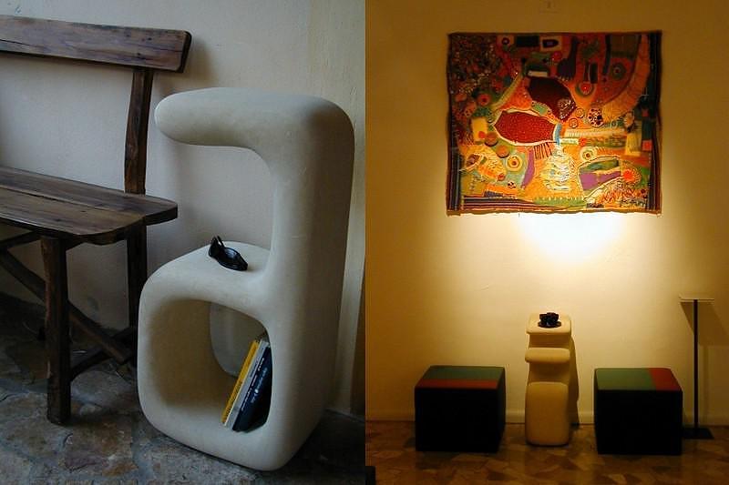 Stone Furniture by Petre Collezione.