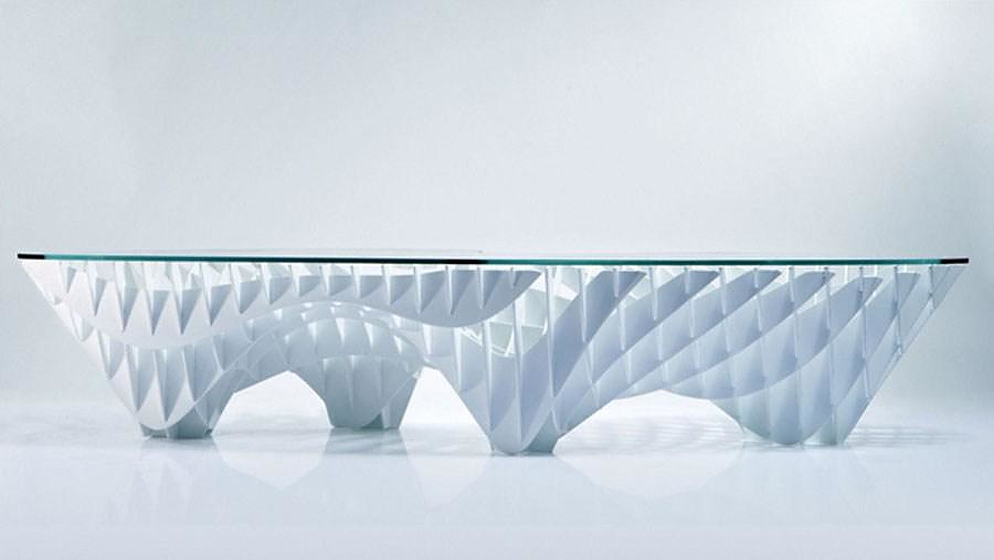 Sectionimal Table by gt2p, welcome to the future.