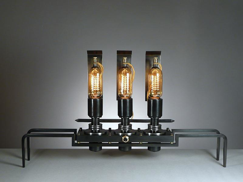 Machine Lights by Frank Buchwald.