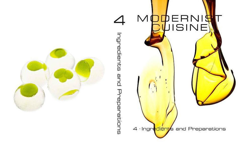 Εικονογραφημένο Βιβλίο μοντέρνας μαγειρικής Modernist Cuisine, φωτογραφική επιμέλεια Ryan Smith.