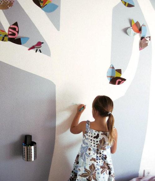 Ζωγραφίστε τους τοίχους σας με μπογιές IdeaPaint.
