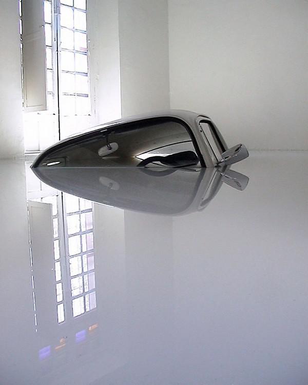 Sunken Artwork Pieces by Ivan Puig.