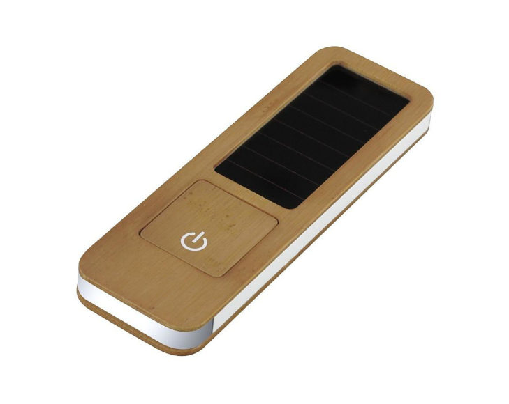 LL 99 Safe Pocket Lite Solar LED Flashlight by LEXON.