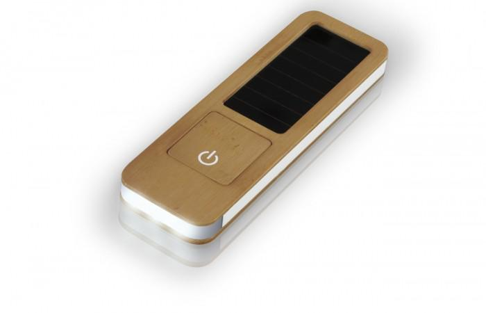 Lexon LED Solar Pocket Light