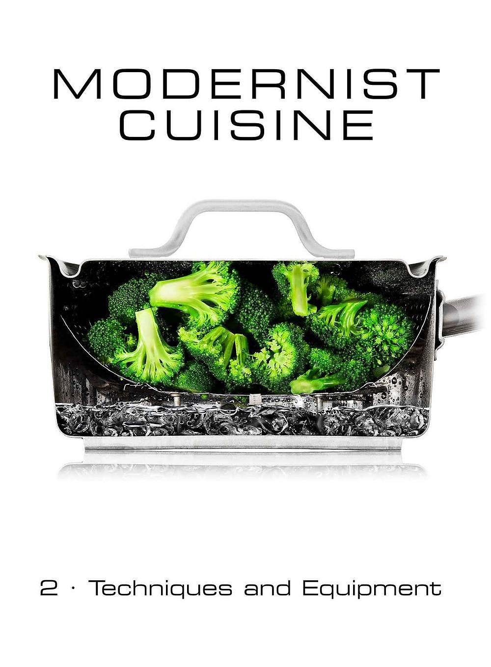 Modernist Cuisine: A Cookbook Illustrated with Ryan Smith's Photography.