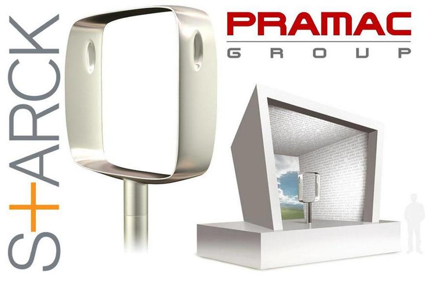 Design ανεμογεννήτριες από τον Philippe Starck.